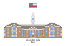 Delaware State Capitol Royalty Free Stock Image