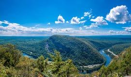 Delaware vatten Gap Royaltyfria Bilder