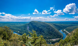 Delaware Water Gap Royalty Free Stock Images