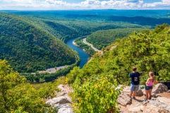 Delaware Wodny Gap obrazy royalty free