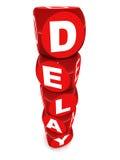 Delay Royalty Free Stock Photo