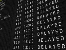 Free Delayed Flights Royalty Free Stock Photo - 11384355