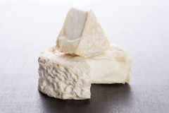 Delcious goat cheese. Stock Photo