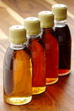 Delcious maple syrup Stock Images