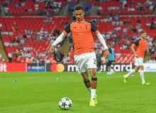Dele Alli Royalty Free Stock Images