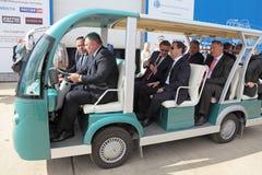 Delegação do governo Imagens de Stock Royalty Free