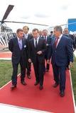 Delegação do governo Foto de Stock Royalty Free