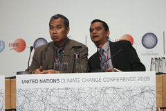Delegation of Indonesia Stock Images