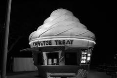 Deleite de Twistee foto de stock royalty free