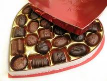 Deleite do dia do Valentim foto de stock