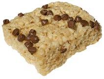 Deleite do Marshmallow com microplaquetas de chocolate Fotos de Stock Royalty Free