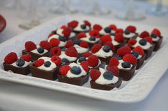 Deleites Berry Sweet Imagens de Stock Royalty Free