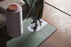 Del av symaskinen Royaltyfria Bilder