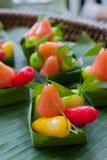 Deletable имитационные плодоовощи Стоковая Фотография RF