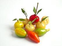 deletable fruktefterföljd Arkivbild