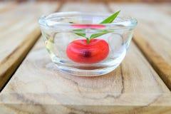 Deletable imitacj owoc Obrazy Royalty Free