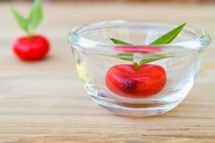 Deletable imitacj owoc Obrazy Stock