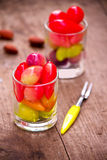 Deletable imitation fruits Royalty Free Stock Photo
