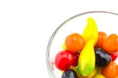 Deletable Imitation Fruits Stock Image