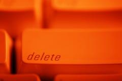 delete Стоковые Фото