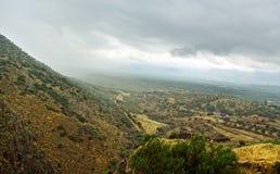 Delfi krajobraz. Obrazy Royalty Free