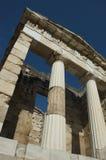 Delfi - santuario de Atenas Imágenes de archivo libres de regalías