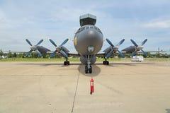 Delfino di Ilyushin Il-38 Fotografia Stock