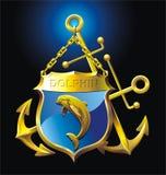 delfinsköld Arkivbild
