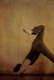 delfinu joga obrazy stock
