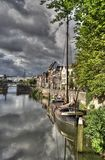 Delfshaven, Holland Stock Photos