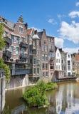 Delfshaven in Rotterdam, Netherlands Stock Photos