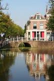 Delft royalty-vrije stock fotografie