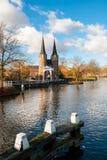 Delft Fotografia Stock