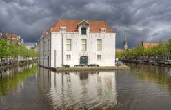 Delft Army Museum Royalty Free Stock Photo
