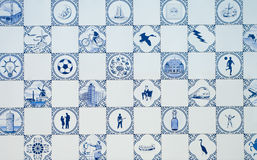 Delft blue Stock Photography