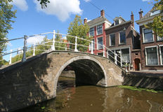 Delft Bridge Stock Photos