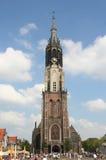 Delft Church Royalty Free Stock Image