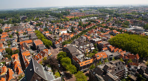 Delft City The Netherlands Stock Image