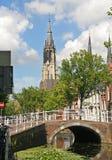Delft, Holanda Fotografía de archivo