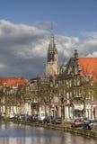 delft holland Royaltyfri Bild