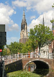 Delft, Hollande Photographie stock