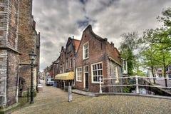 Delft House Stock Photo