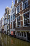 Delft houses Stock Images