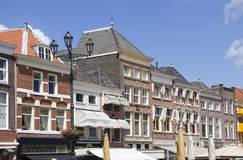 Delft Houses Stock Photography