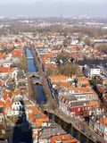 Delft, the Netherlands Royalty Free Stock Photography
