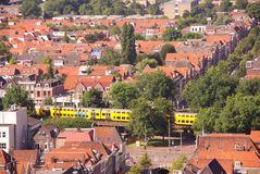 Delft, the Netherlands Royalty Free Stock Image