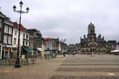 Delft Stock Photo