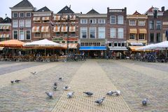 Delft, Netherlands Stock Photo