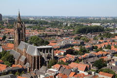 Delft, Netherlands Royalty Free Stock Image