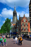 Delft, the Netherlands Royalty Free Stock Photos